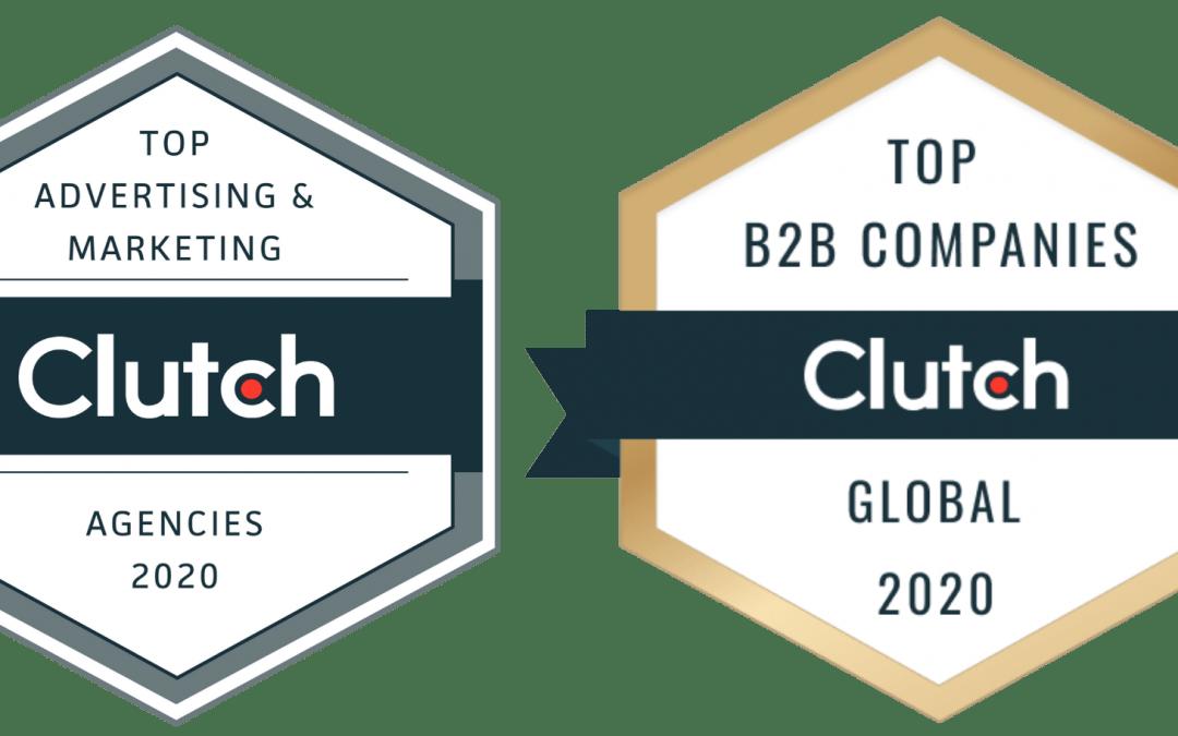 Wingman Media Wins Clutch Global Award