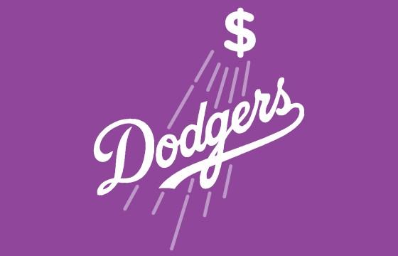 Dodgers Win! (The Major League Baseball Retailer of the Year Award)
